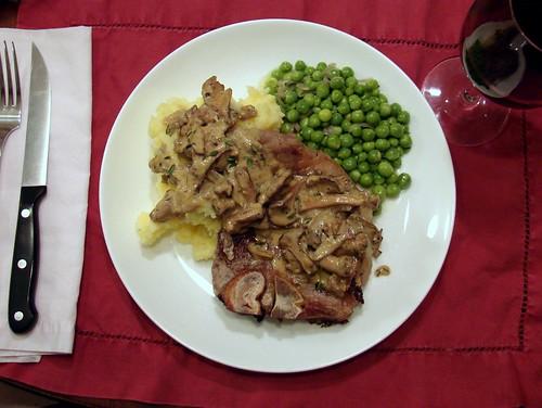 Dinner: June 12, 2010