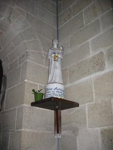 St Antoine patron des faienciers