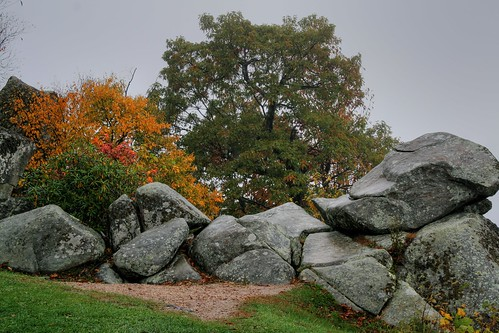 Autumn Precipice