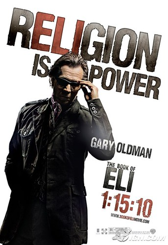 The Book of Eli (2009) poster Oldman