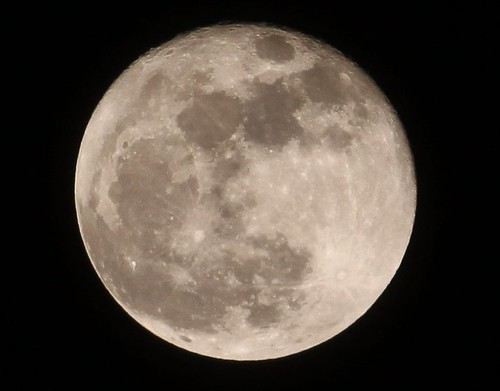 Jan 2010 Full Moon