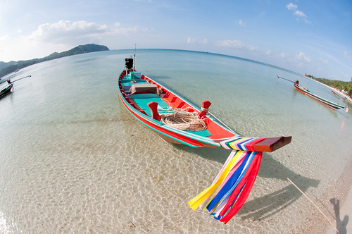 Thailand crystalline waters