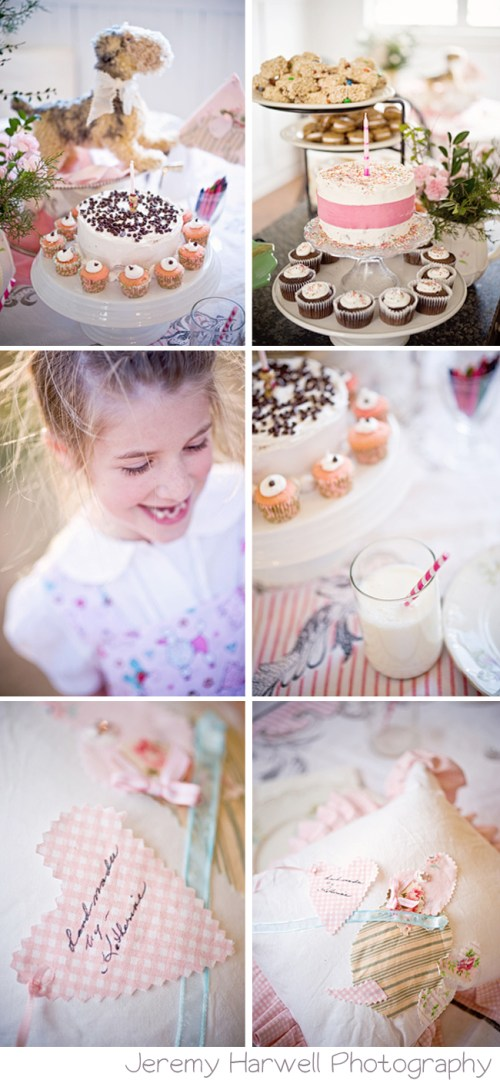 Jeremy Harwell Photography + A Vintage Party
