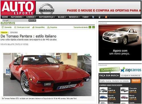 De Tomaso Pantera (01/2010)