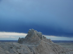 Storm Clouds, Badlands