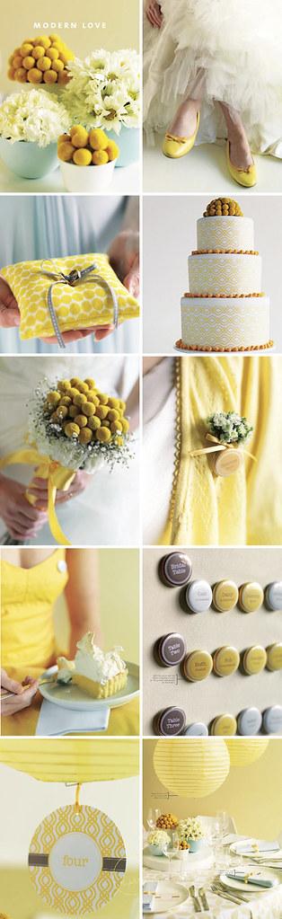 geltonos vestuvės