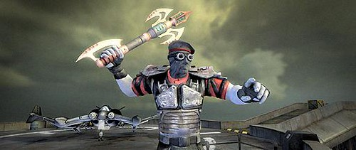Warhawk - Champions Blade