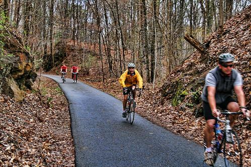 Bicycling Lynchburg