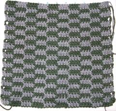 Slytherin Checkerboard - October