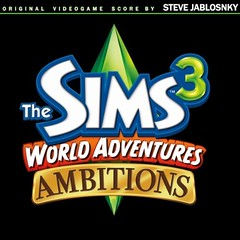 Music from The Sims 3 Ambitions at Amazon.fr