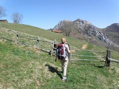 Pico Mosagre walk (Parque Natural de Ponga)