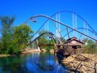 Cedar Point - Shoot the Rapids