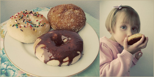Donut Diptych