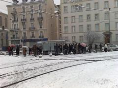 Transports saturés à Grenoble