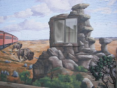 Mural, Forsyth MT