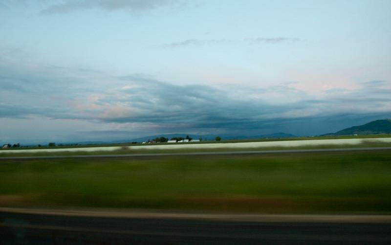 Willamette Valley Landscape