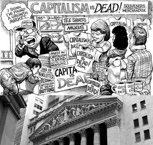 Cartoon Capitalism is dead