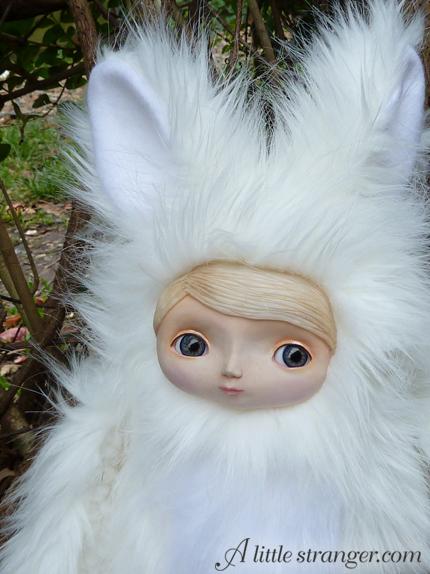 Custom plush, Melek