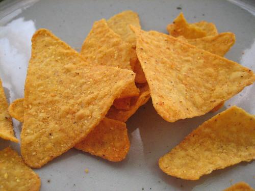 Kettle Brand Nacho Cheddar Tias! 2