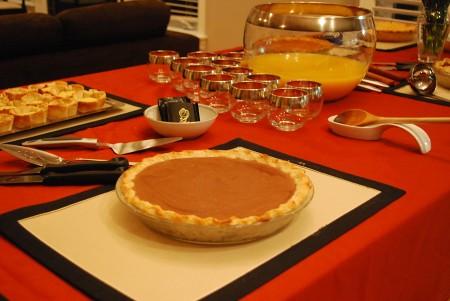 Chocolate Mocha Pie