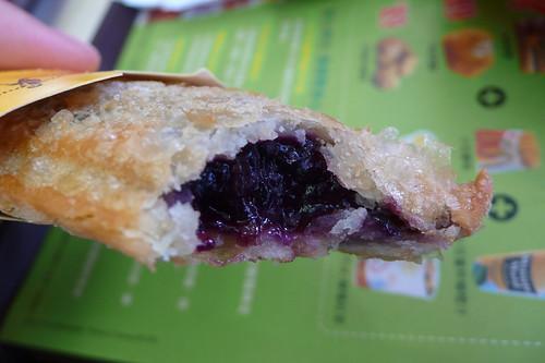 麥當勞藍莓派