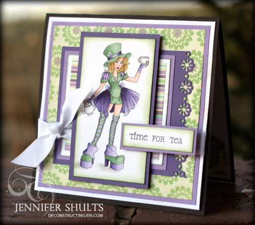 Mad Hatter Card 3