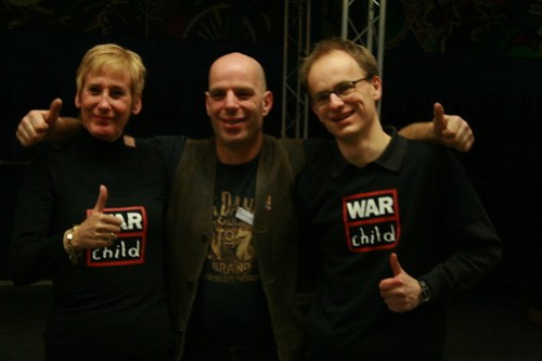 Warchild Benefiet Concert 2010