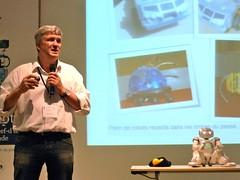 Bruno Maisonnier, Président & Fondateur, Aldebaran Robotics