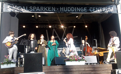 Elisabeth Kontomanou at Huddinge Jazz 2010 - 4