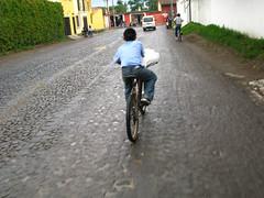 Cycle Messenger World Championships 2010 Panajachel, Guatemala