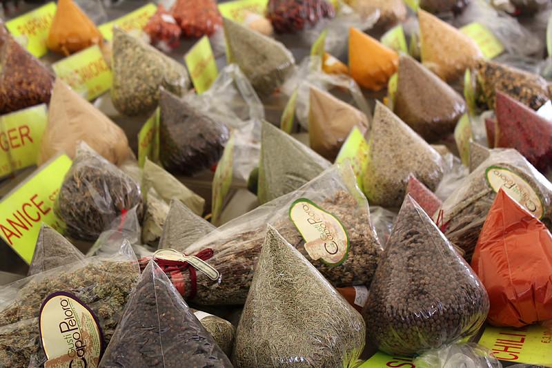 A spice store - Campo de Fiori