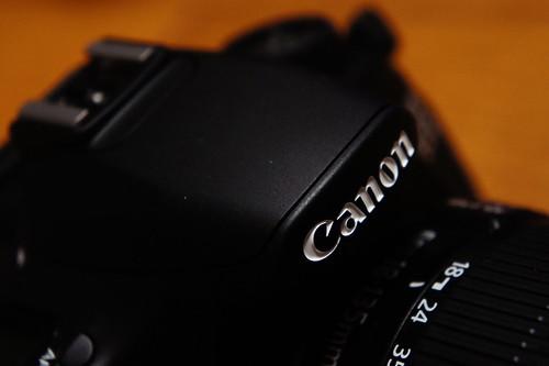 Canon EOS 60D だ!
