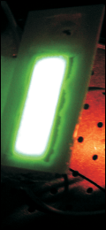 MicroPlasma Array Lamp
