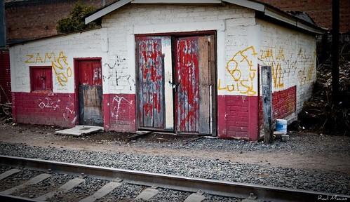 Caseta de ferrocarril