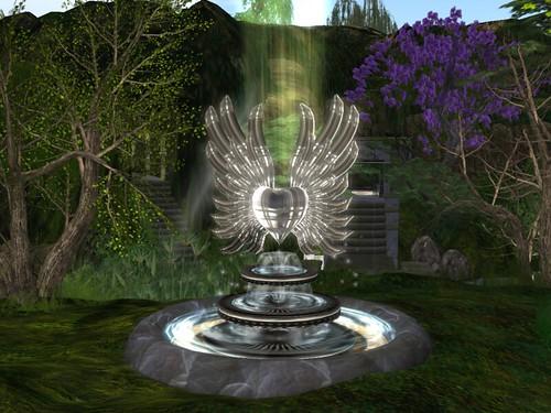 Patron Fountain