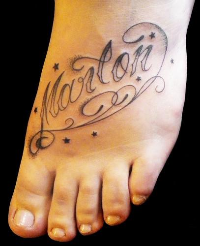 dotwork tattoo script by punktum tattoo