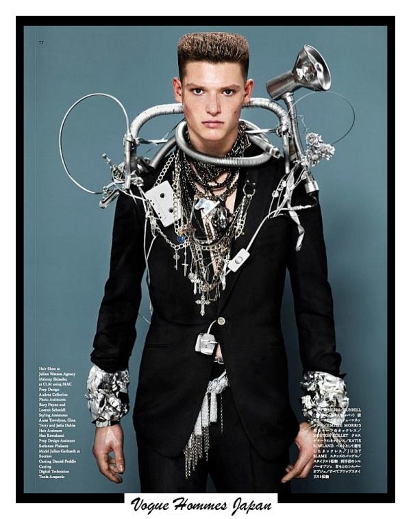 Vogue Hommes Japan 5