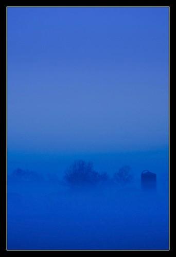 Blue Hour Farming