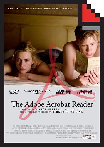 The Adobe Acrobat Reader