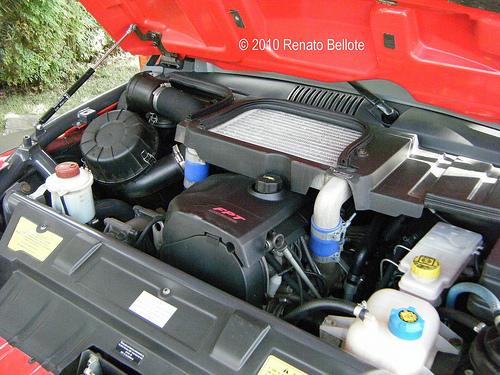 2.3 litros turbodiesel