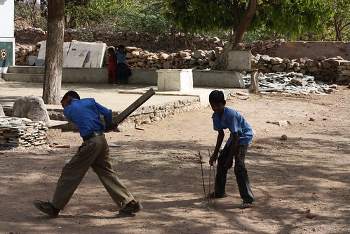 Cricket Game, Udaipur