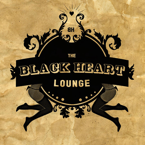 Black House Lounge Logo