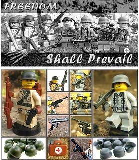 BrickArms 2010 WWII