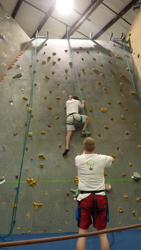 Aguille Rock Climbing Center