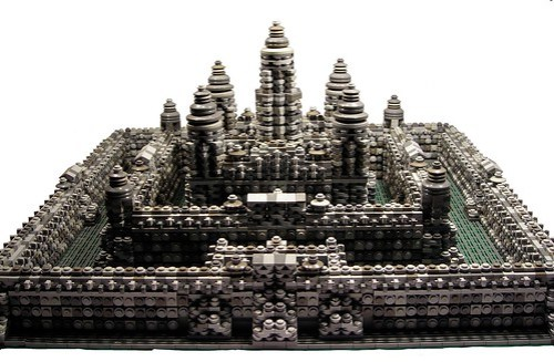 LEGO Angkor Wat