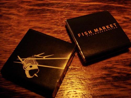 Fish Market / Fiskmarkadurinn, Iceland - Chocolates