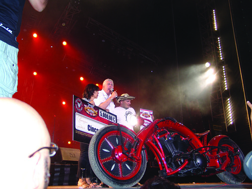 Faro Rally Custom Bike Show