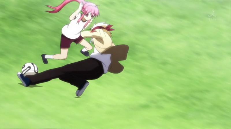 Angel Beats! Episode 10 - 24