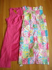 two dress refashion