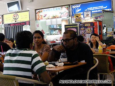 Botak Jones stall @ 970A Toa Payoh North